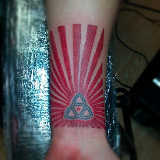 Japanese Forearm Tattoo