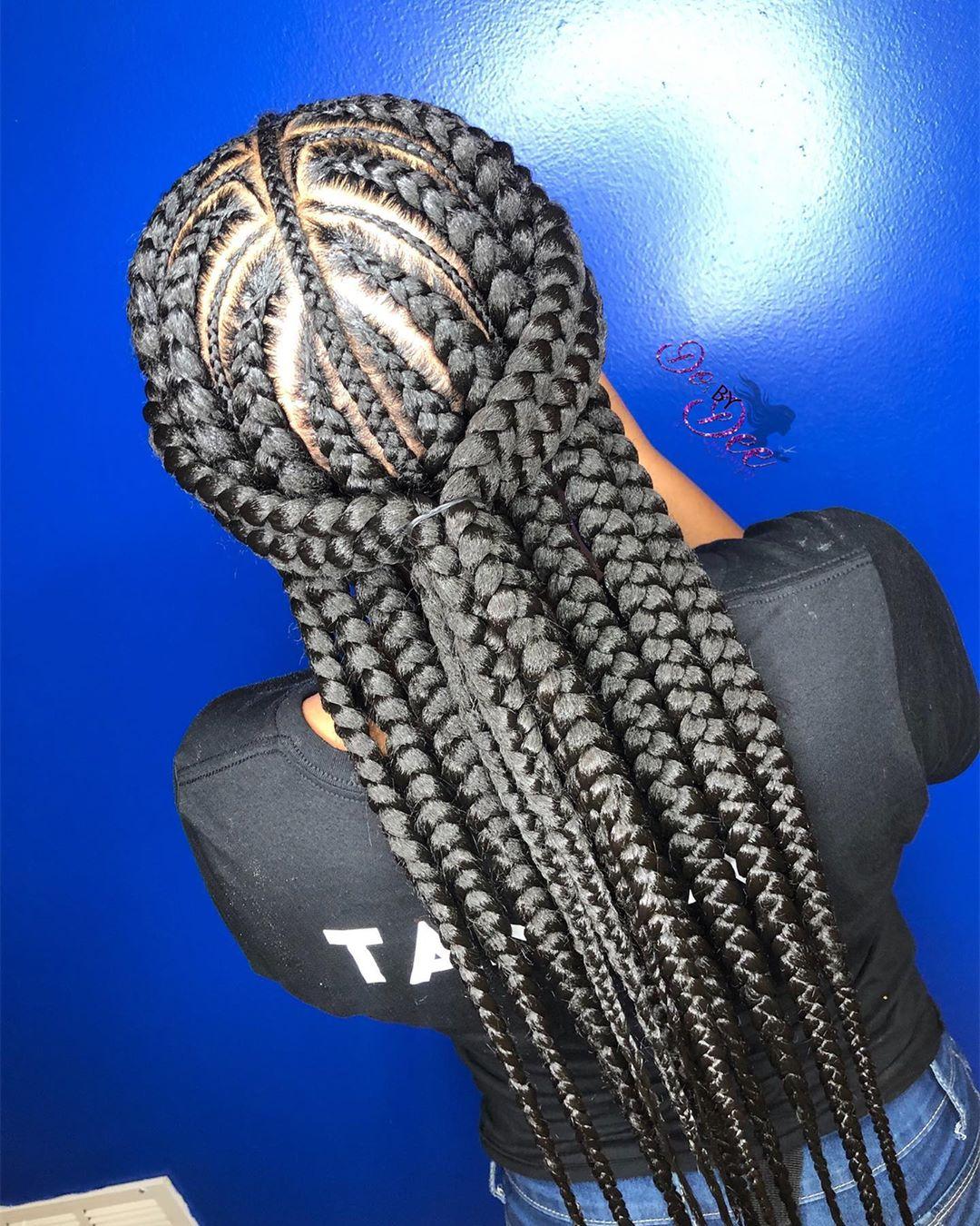 40 Trendy Tribal Braids