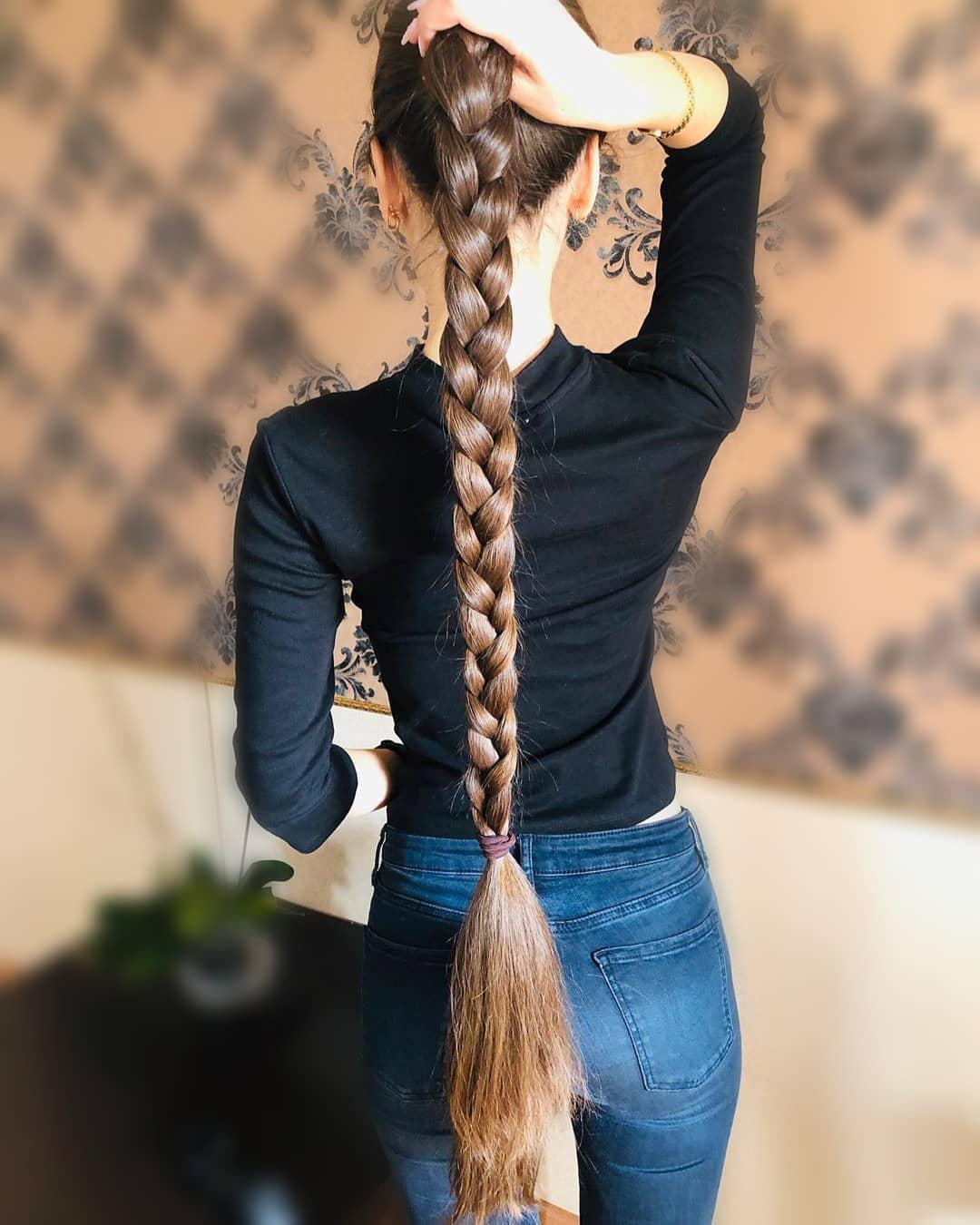 Updated 38 Luscious Long Hair Braided Hairstyles August 2020