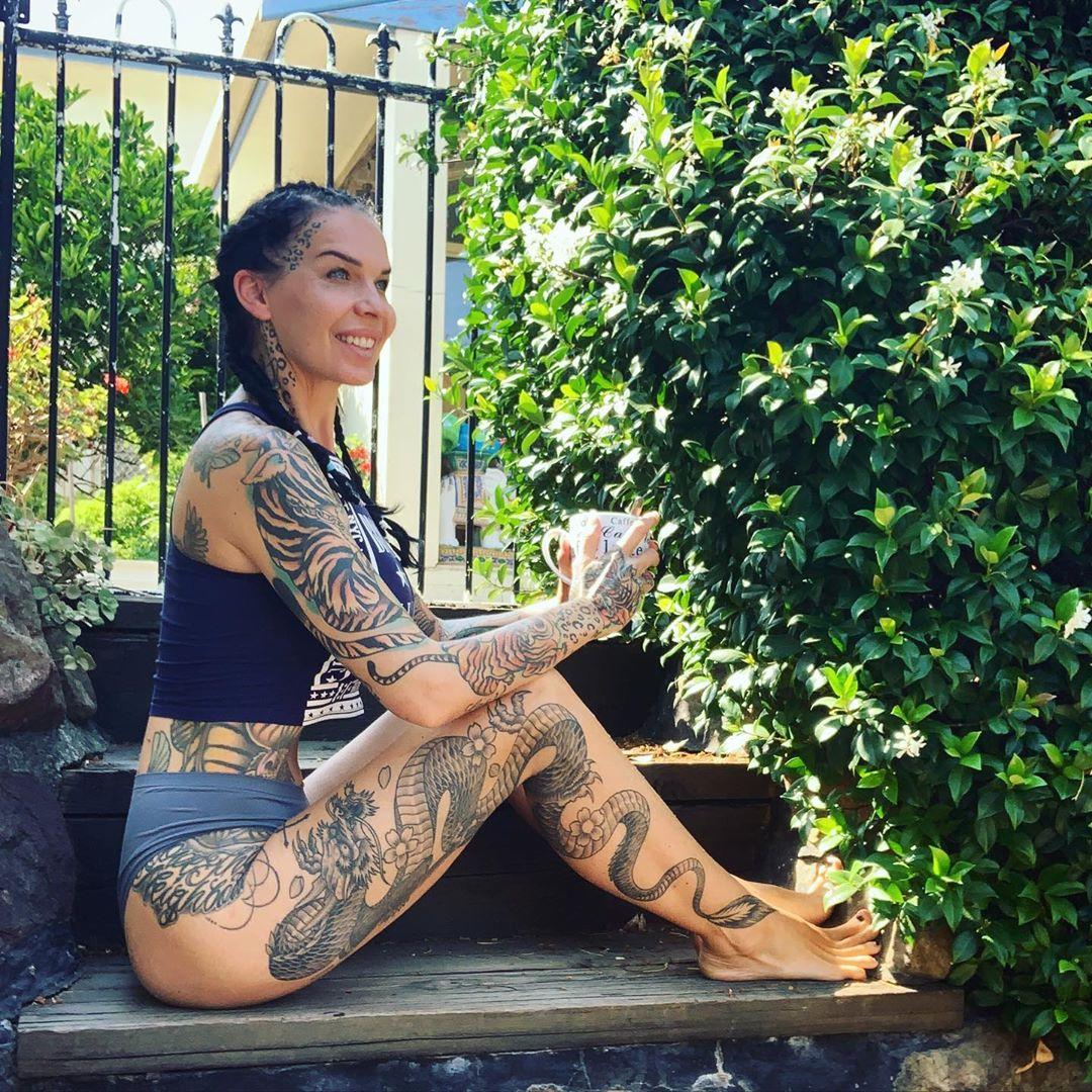 Japanese Dragon Tattoo Inspiration