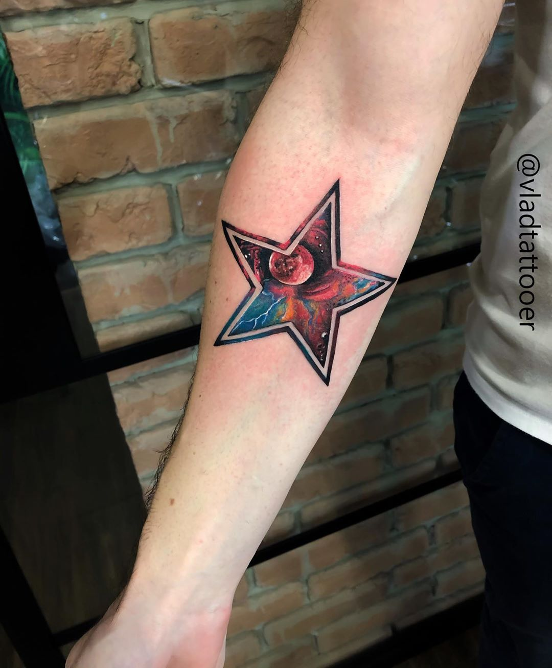 The Best Star Tattoos