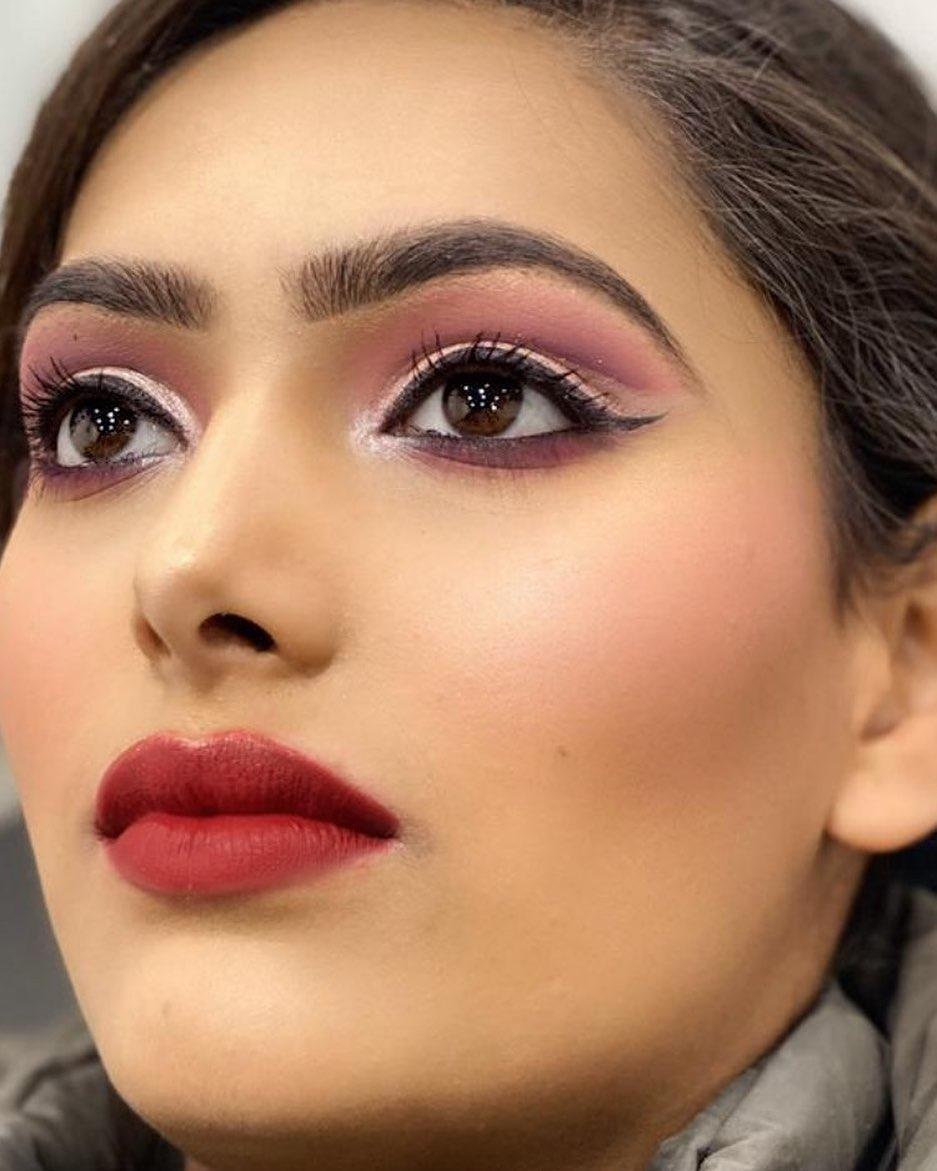 Pink Eyeshadow Looks
