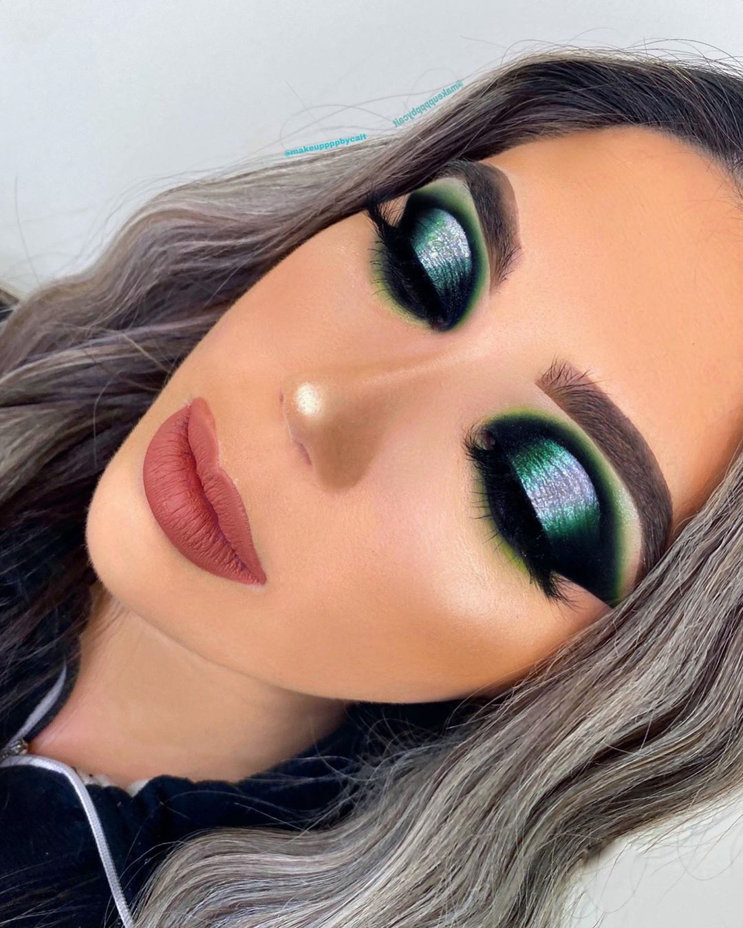 Halo Eye Makeup Inspirations