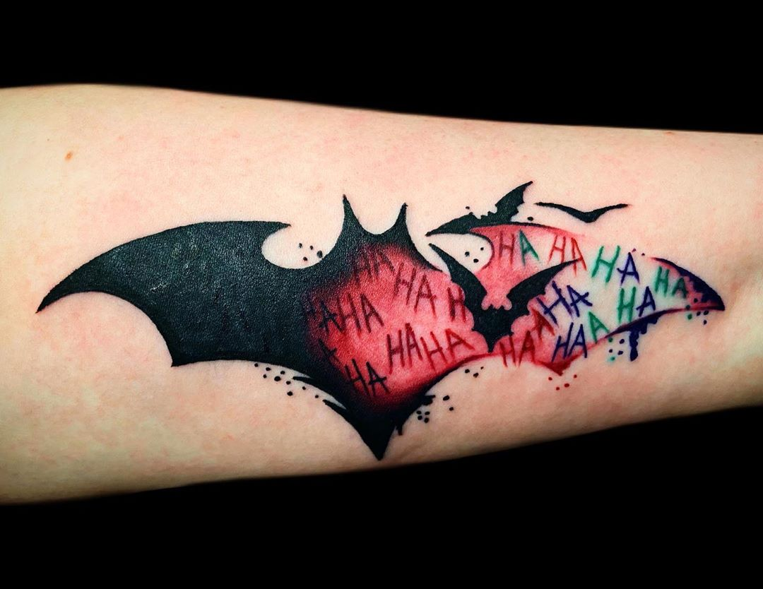 Updated 40 Incredible Batman Tattoos March 2020