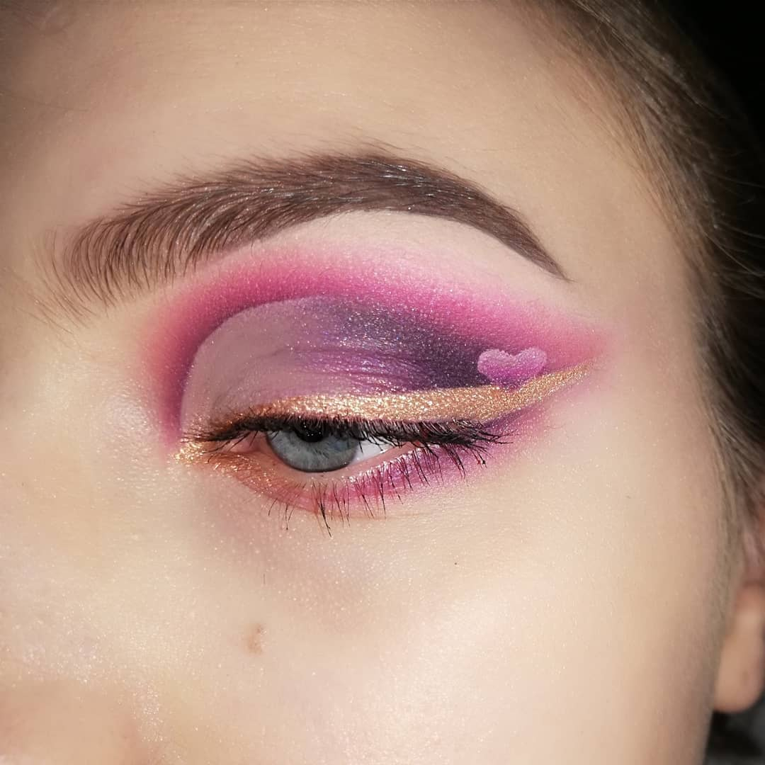 Pink Eyeshadow Looks