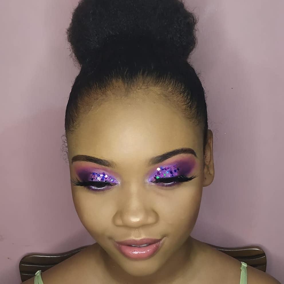 Striking Purple Eyeshadow Looks