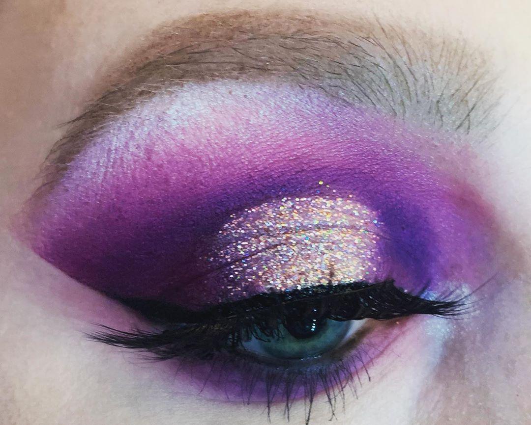 The Best Purple Eyeshadow Looks