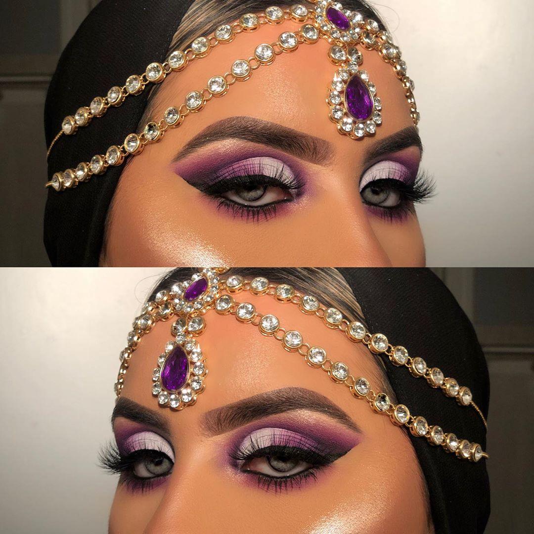 Halo Eye Makeup Inspirations for You