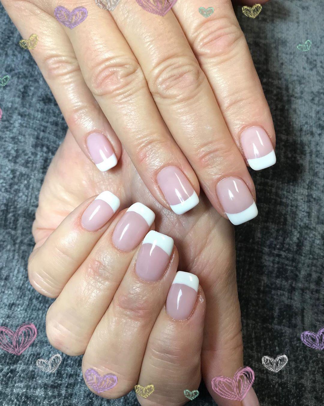 40+ Bubbly Pink Acrylic Nails