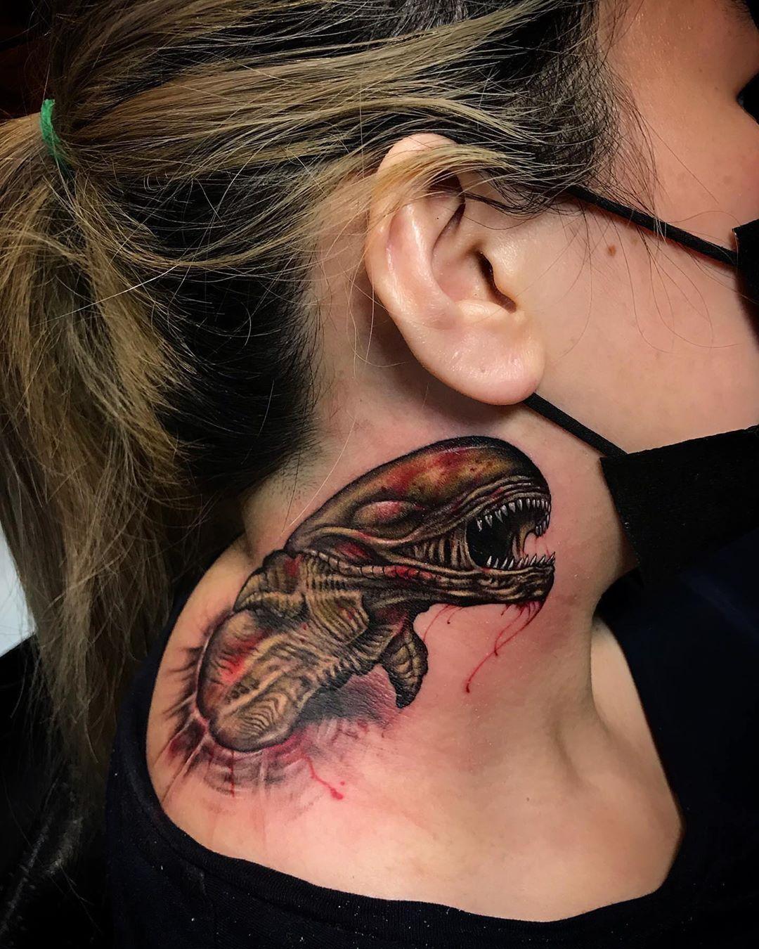 List of Alien Tattoo Designs