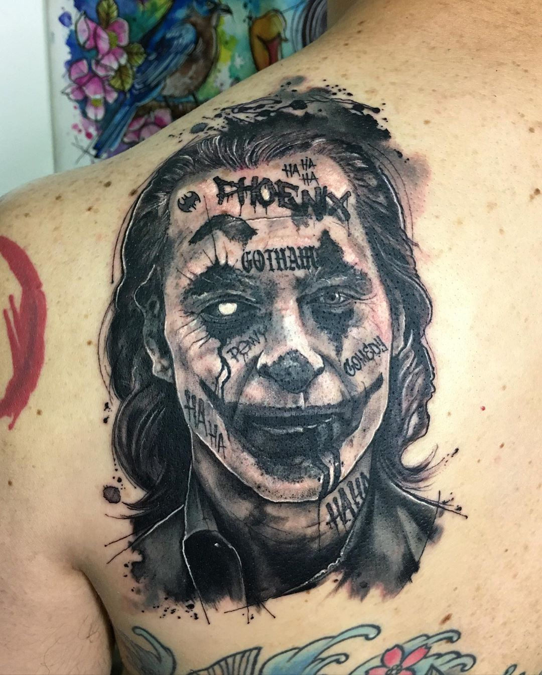 UPDATED: 40+ Audacious Joker Tattoo Designs (August 2020)
