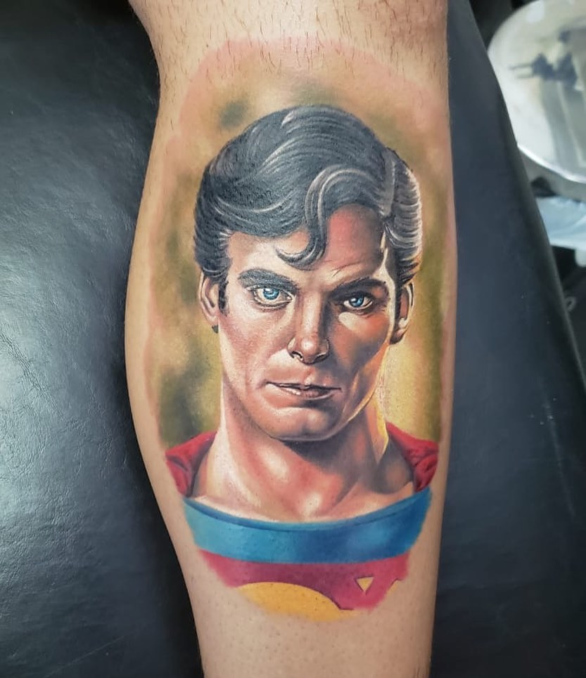 The Best Superman Tattoos