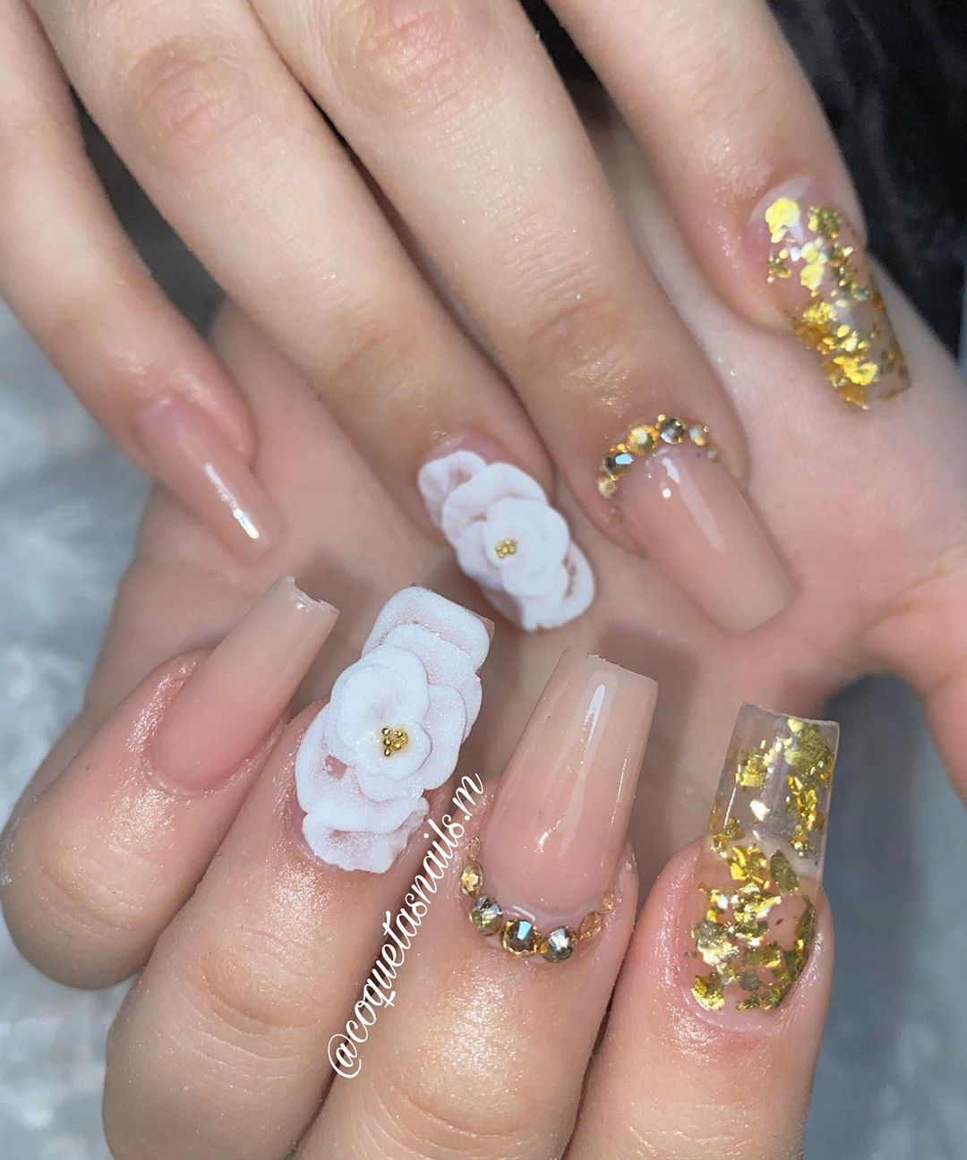 The Best 3D Nails