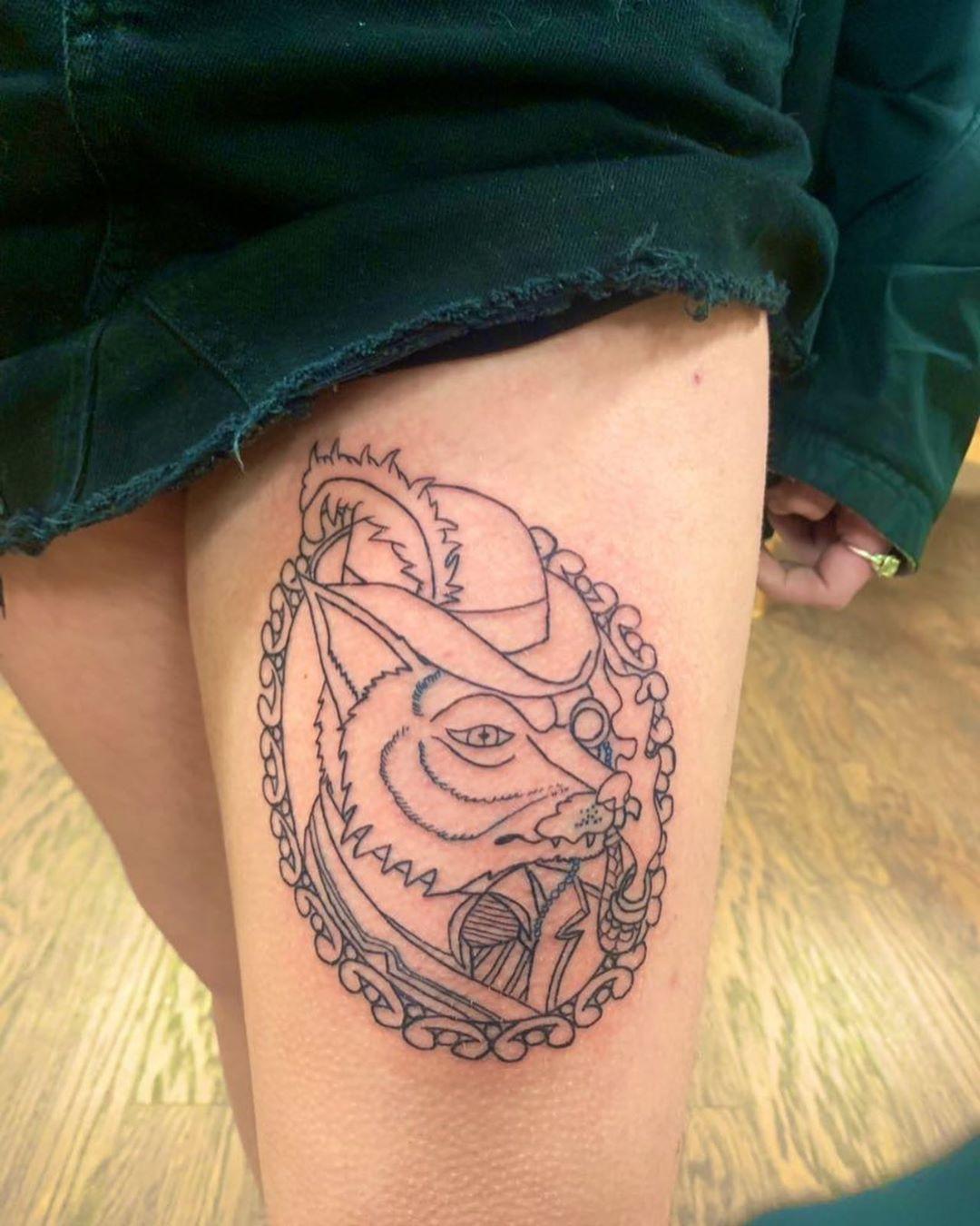 The Best Fox Tattoo Designs