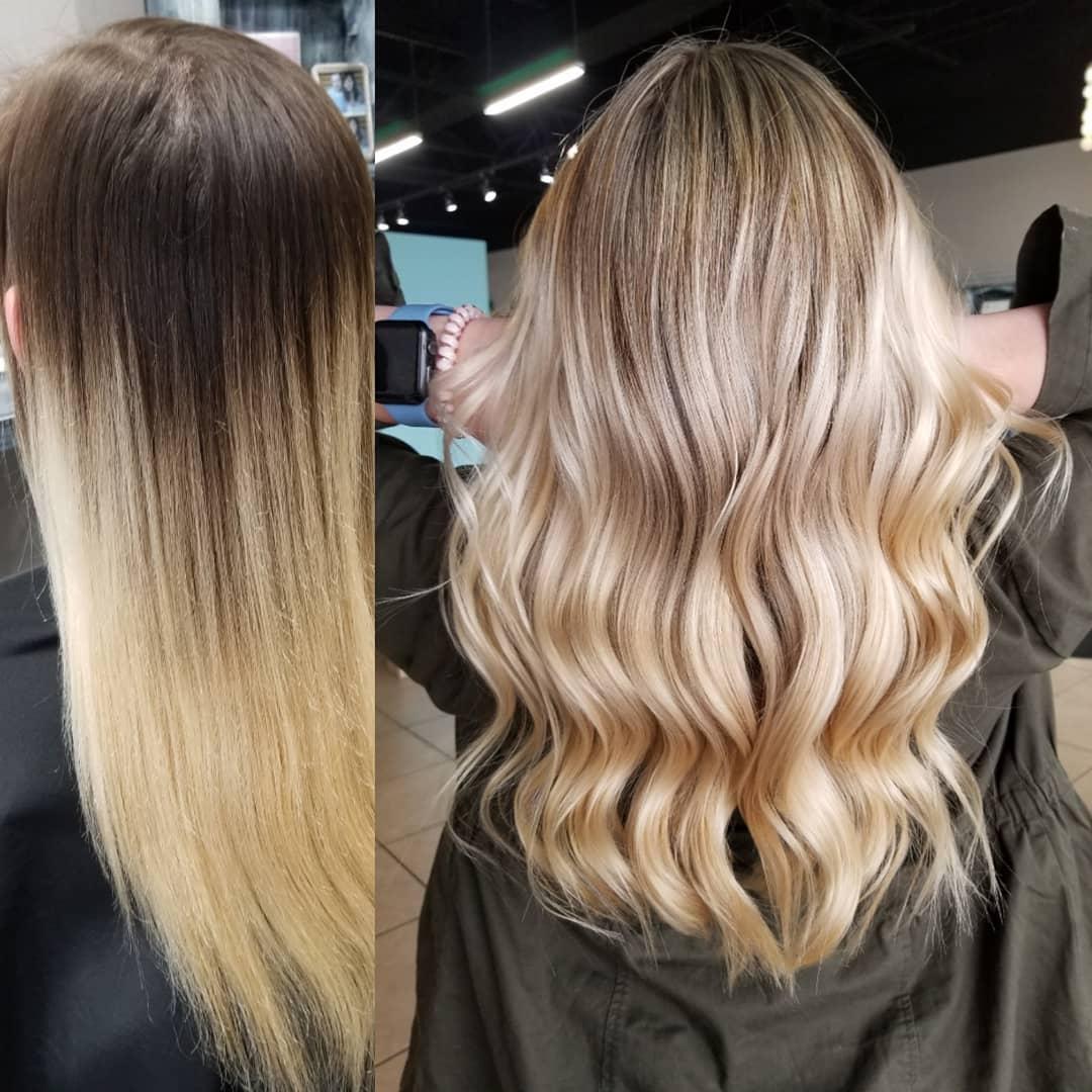 Teasy Lights Hair
