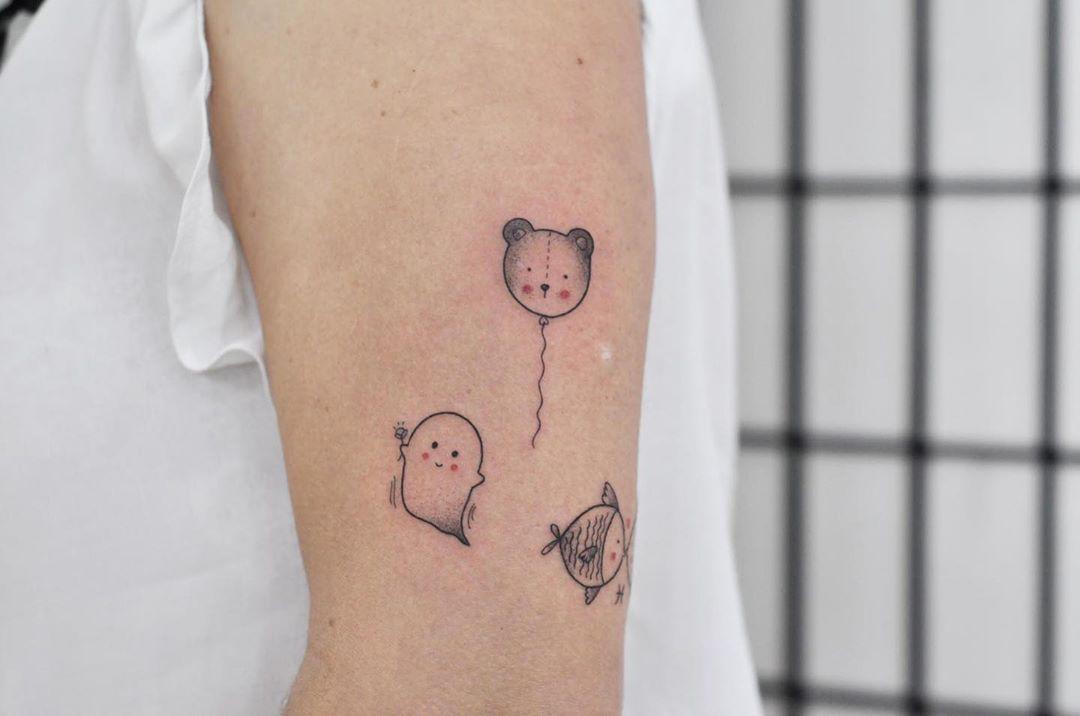 Best Bear Tattoos