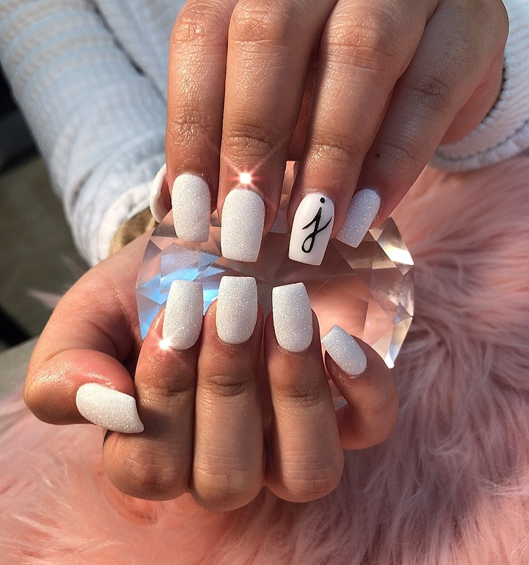 40+ of the Sweetest Sugar Nails