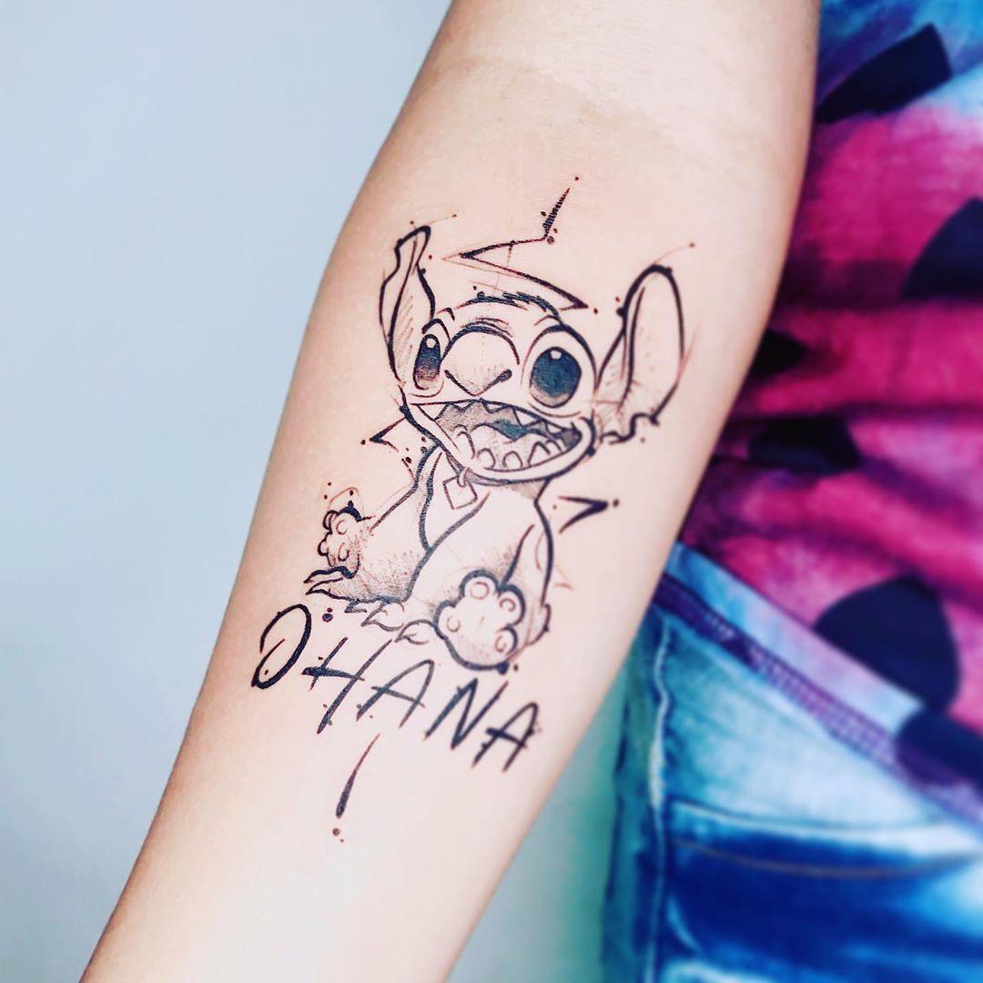 Ohana Tattoo Inspirations for You