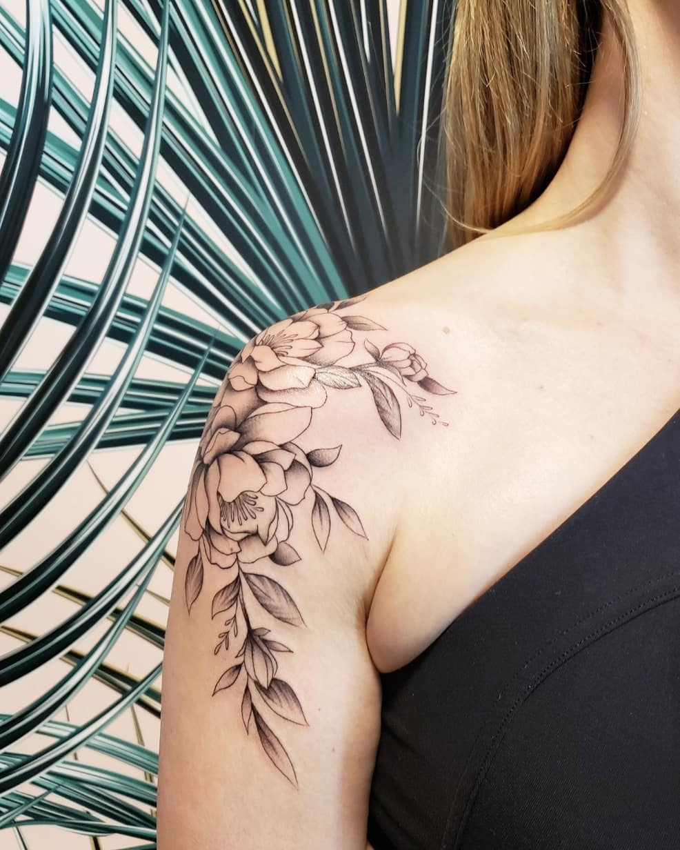 The Best Shoulder Tattoos for Women