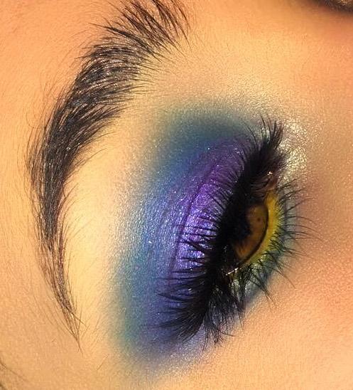 Purple Eyeshadow Looks
