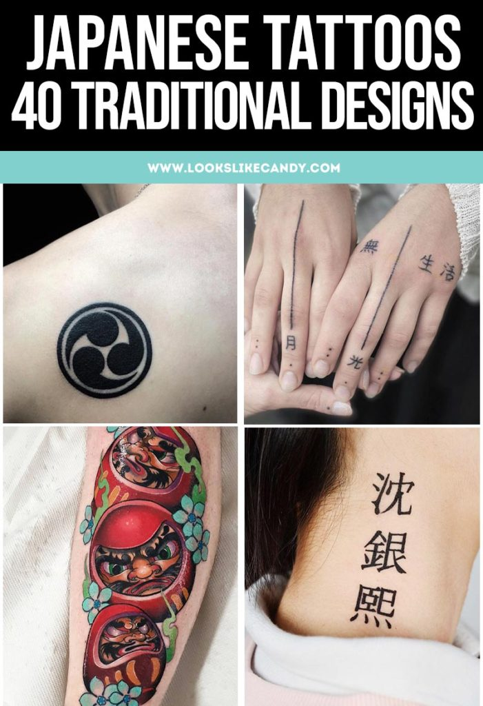 Update 40 Traditional Japanese Tattoos August 2020