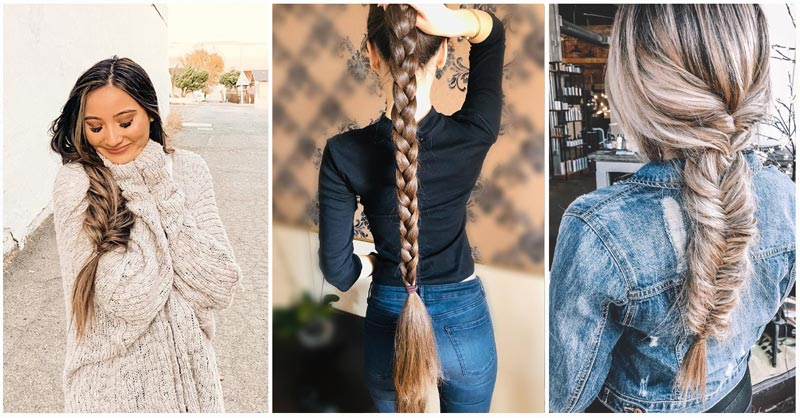 Long Hair Braided Hairstyles!