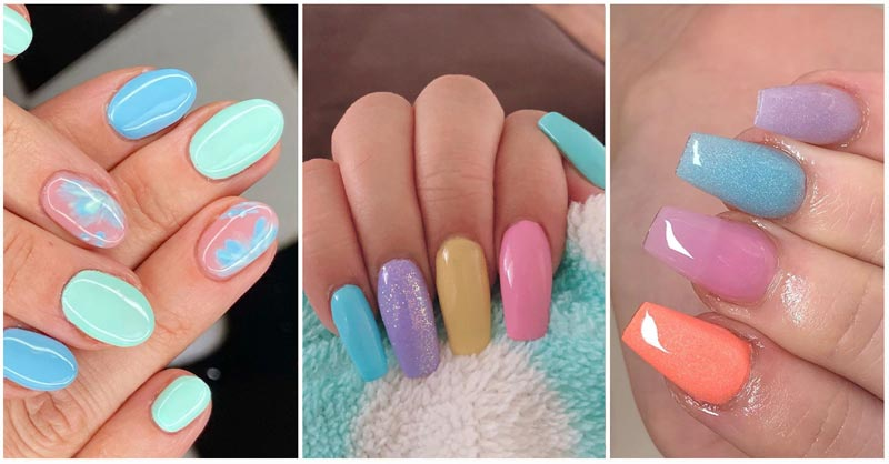 Best Pastel Nails
