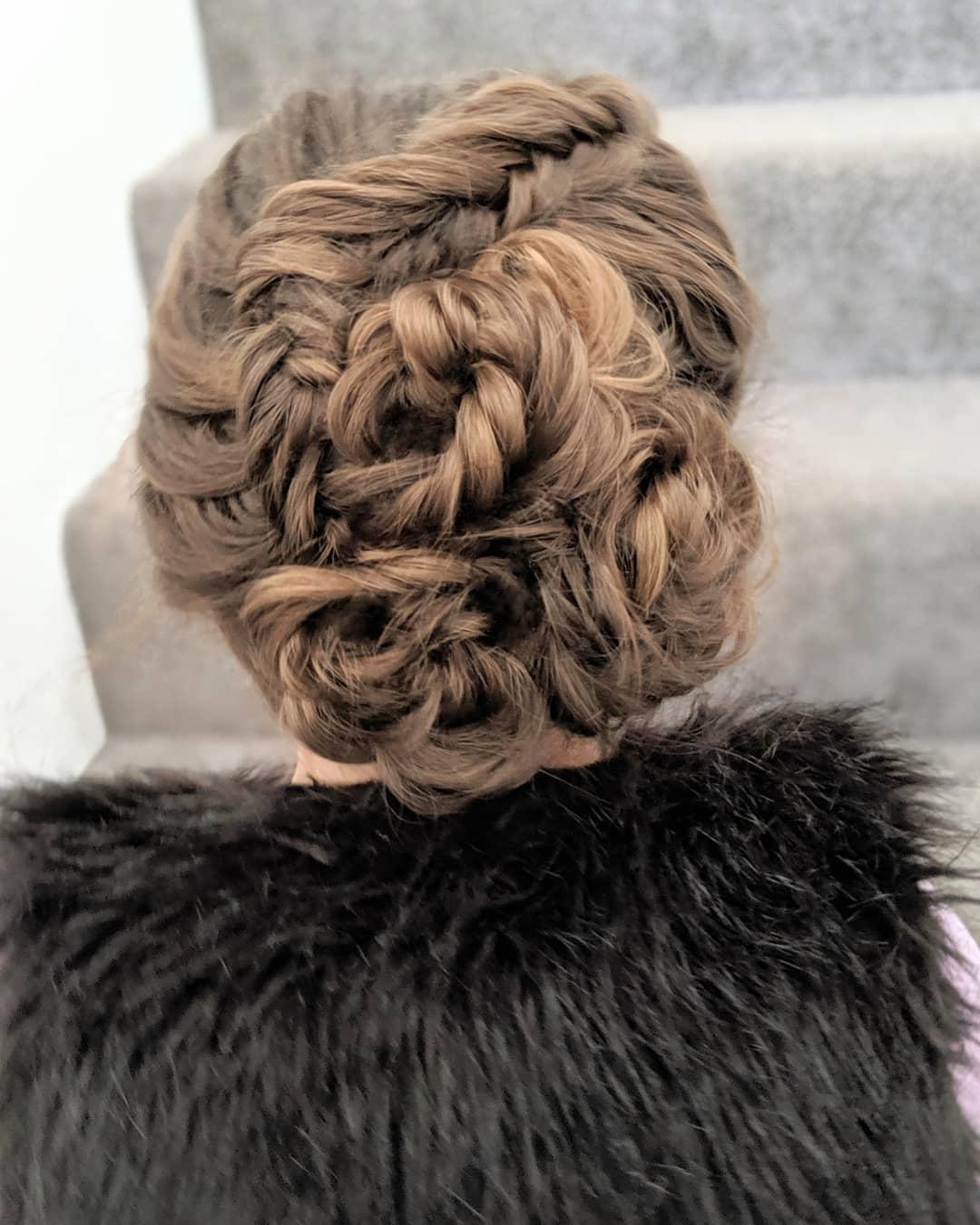 Triple Dutch Fishtail Braid Hairstyles