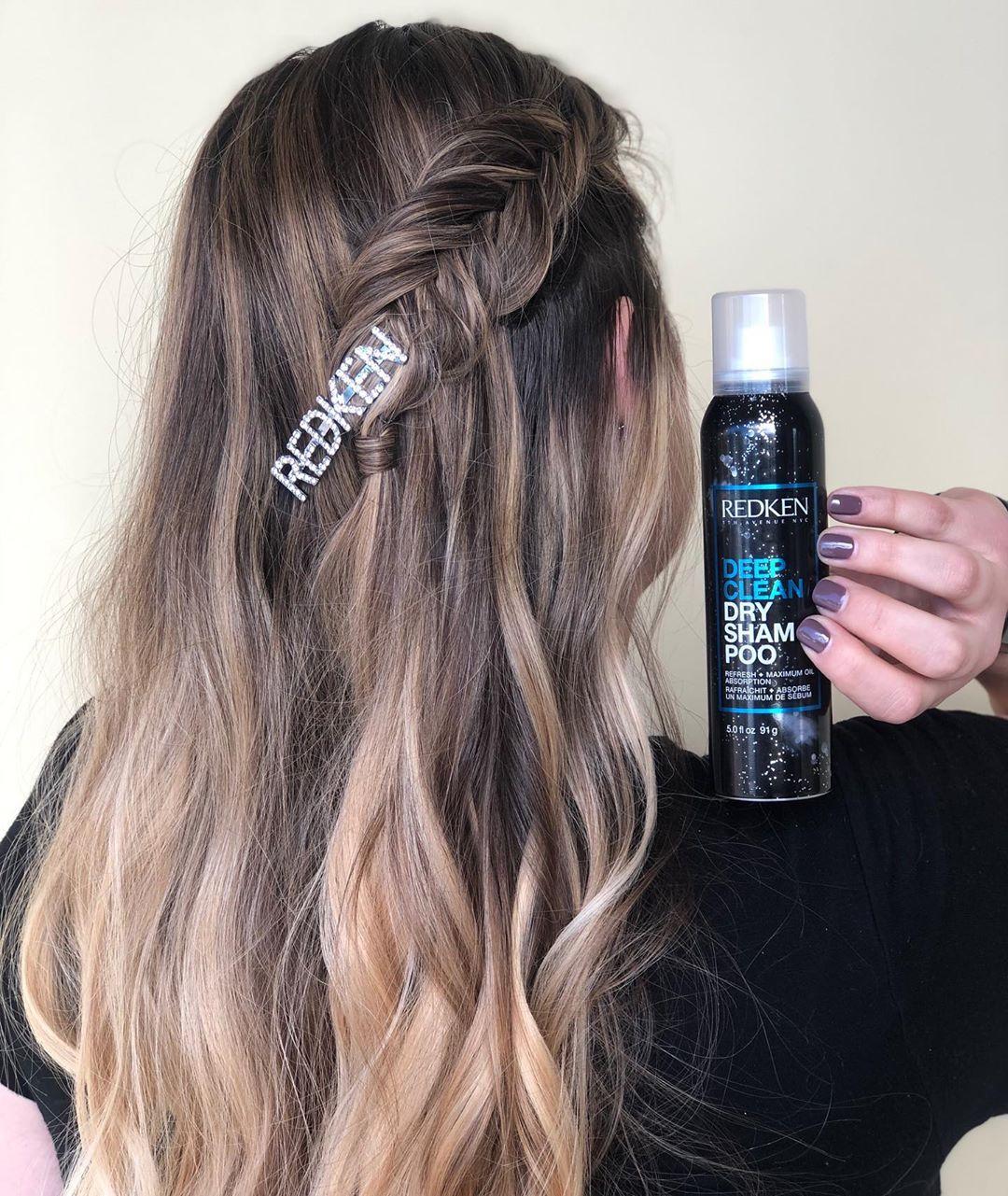 Half Fishtail Braid Hairstyles