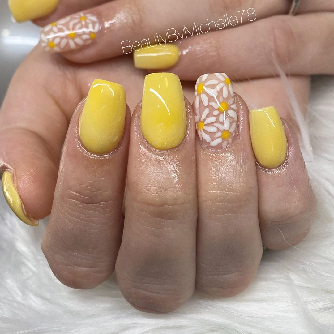 Daisies on Nails