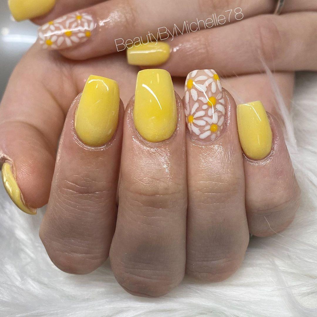 Daisies on Nails