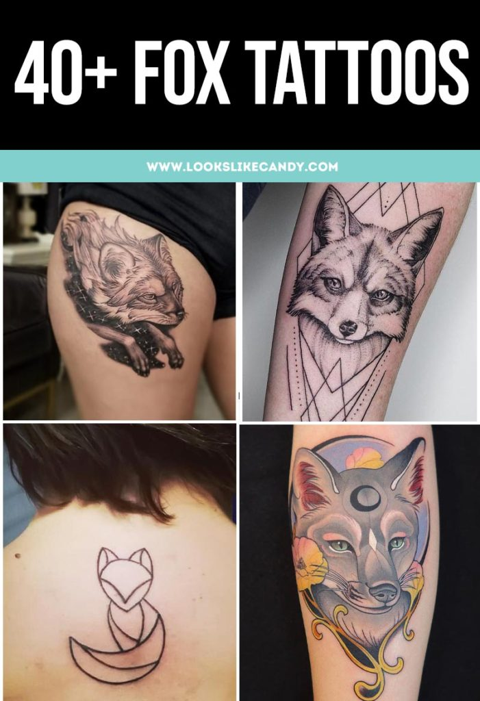 Embrace the energy and inspiration of a fox tattoo. This is the most comprehensive list of fox tattoo designs anywhere.