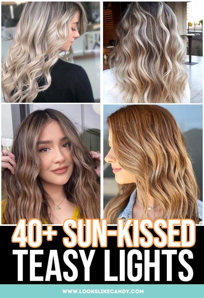 4 images of Teasy Lights hairstyles