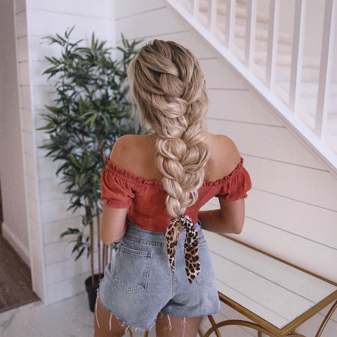 Check out this image for crimped hair inspiration