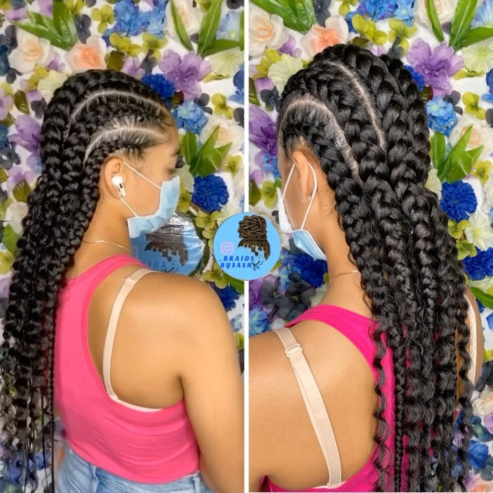 Dutch inspired Senegalese Twists