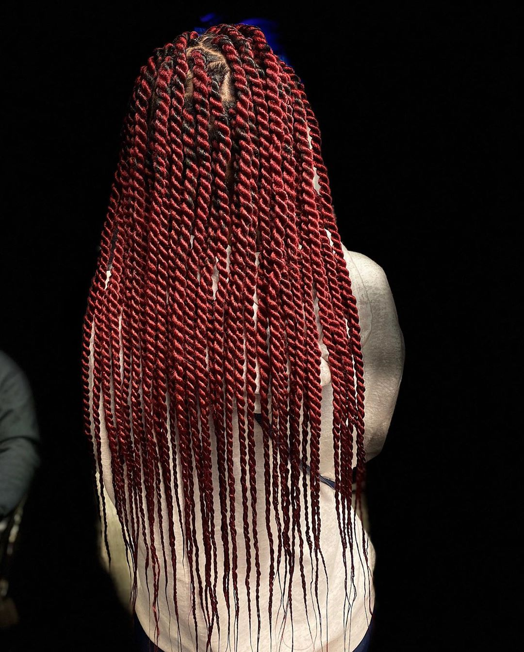 Image of Senegalese Twists
